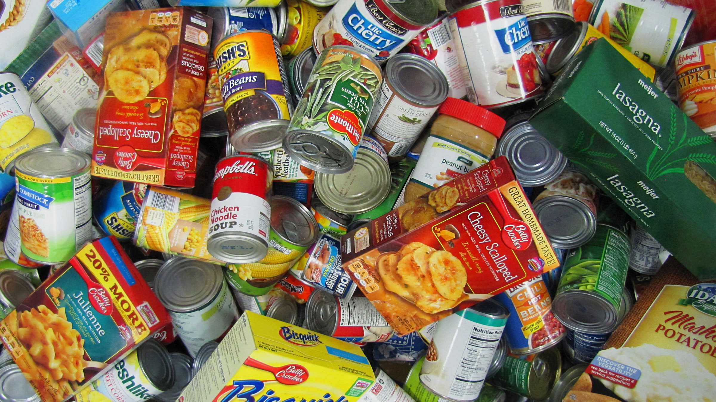 how to donate to a food bank glasgow
