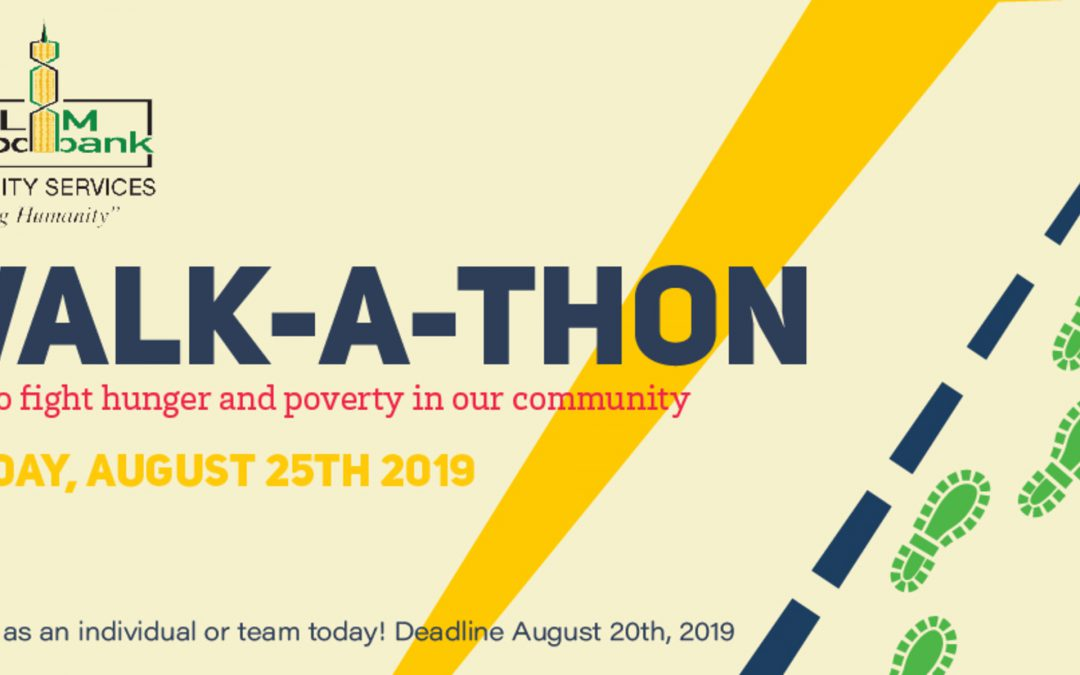 Walk-A-Thon 2019 Pledge