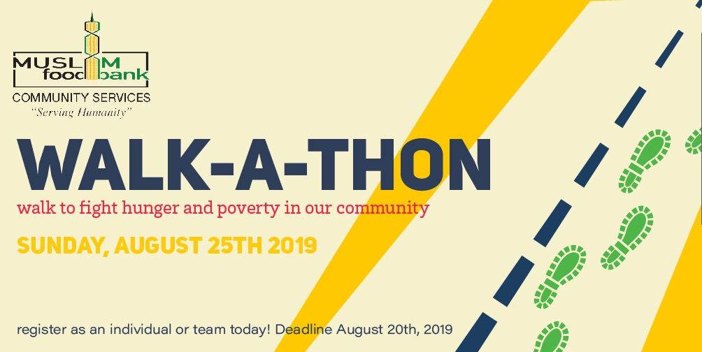 Walk-A-Thon 2019 Individual Registration